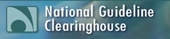 [Guideline] National Guideline Clearinghouse
